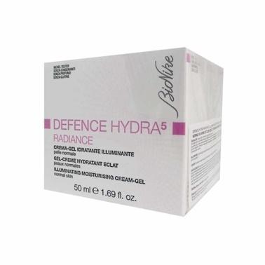 BioNike BioNike Defence Hydra5 Radiance Cream-Gel 50ml Renksiz